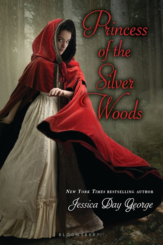 Princess of the Silver Woods cover