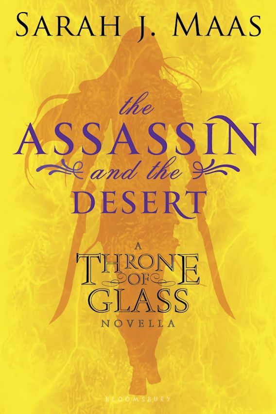 The Assassin and the Desert cover
