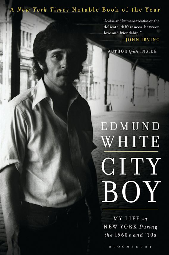 City Boy cover
