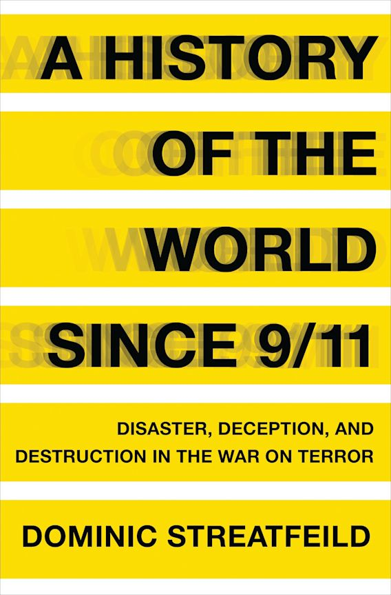 A History of the World Since 9/11 cover
