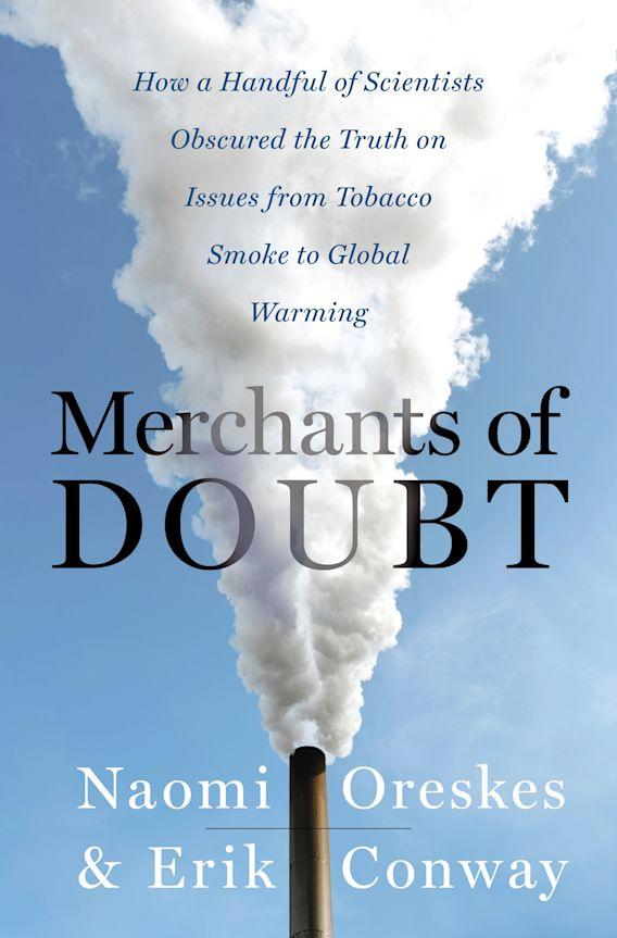 Merchants of Doubt cover