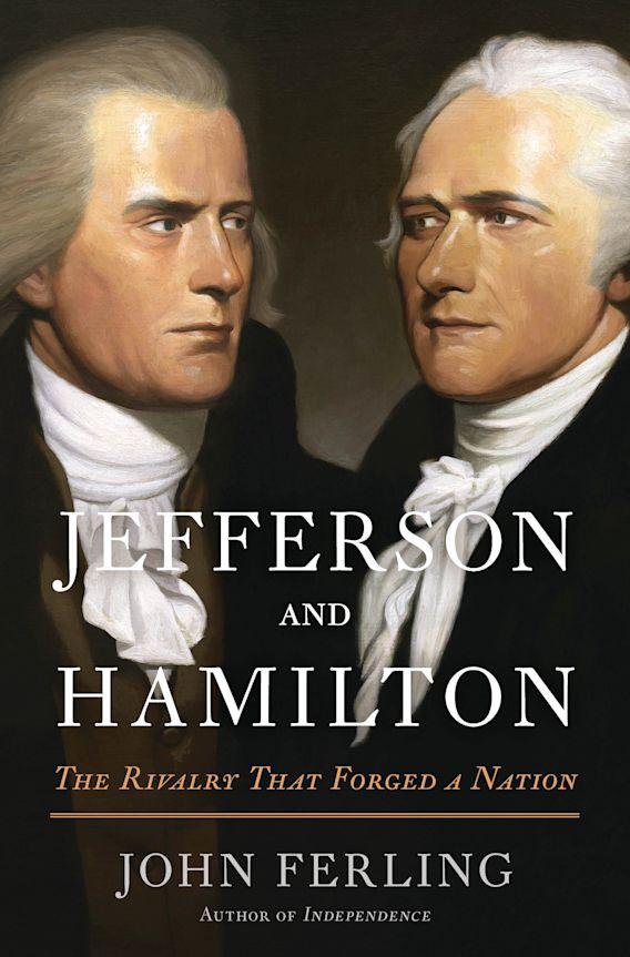 Jefferson and Hamilton cover