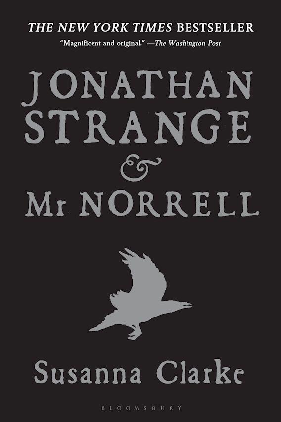 Jonathan Strange and Mr Norrell cover