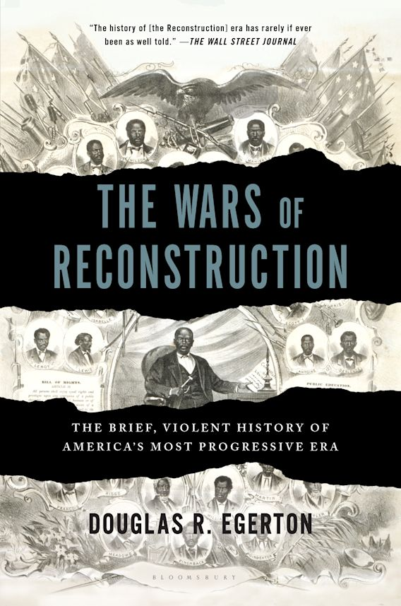 The Wars of Reconstruction cover