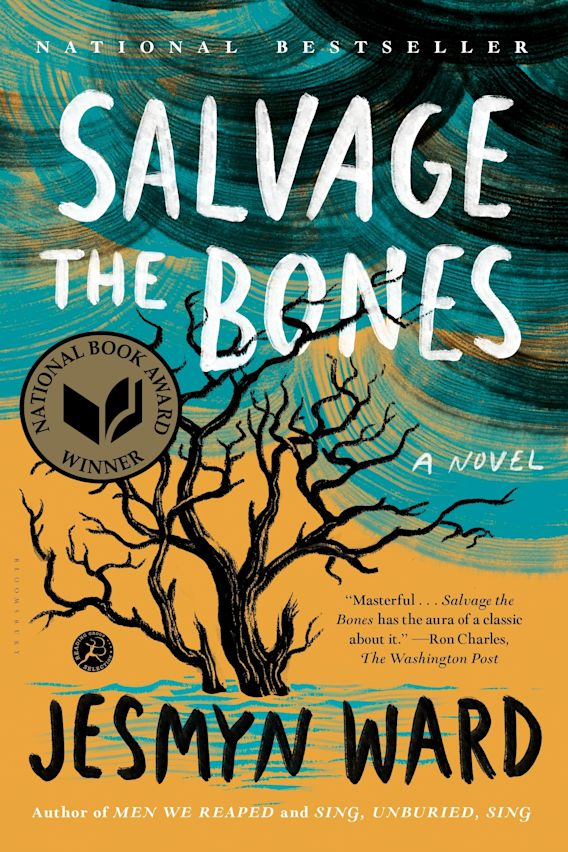 Salvage the Bones cover