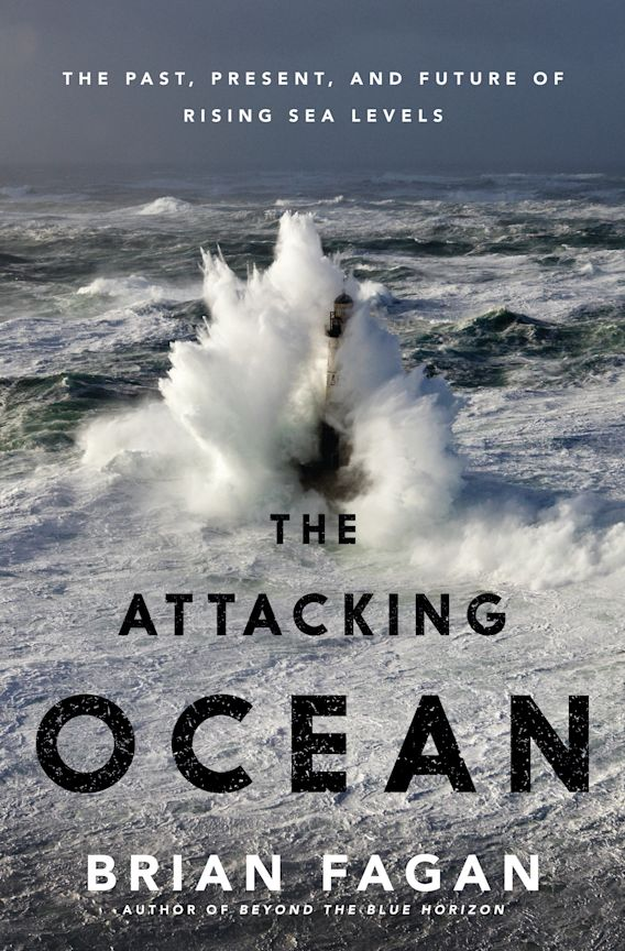 The Attacking Ocean cover