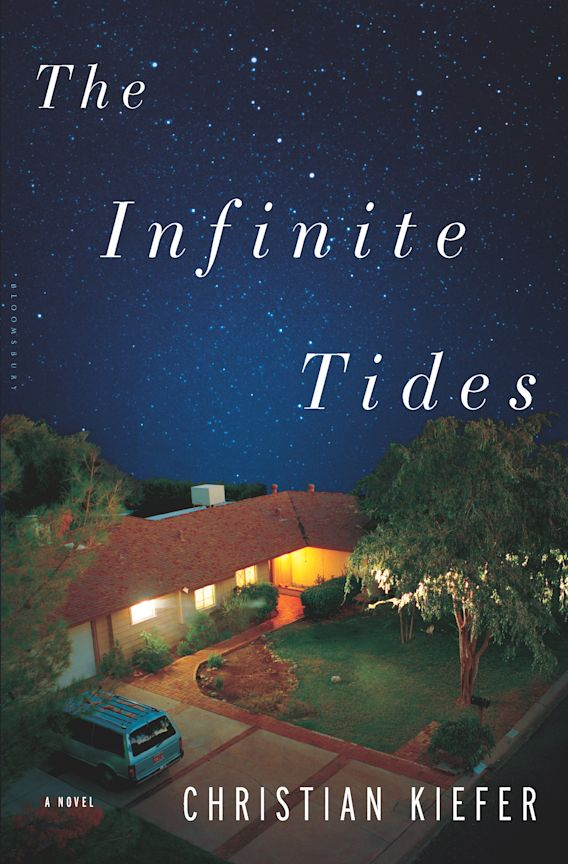 The Infinite Tides cover