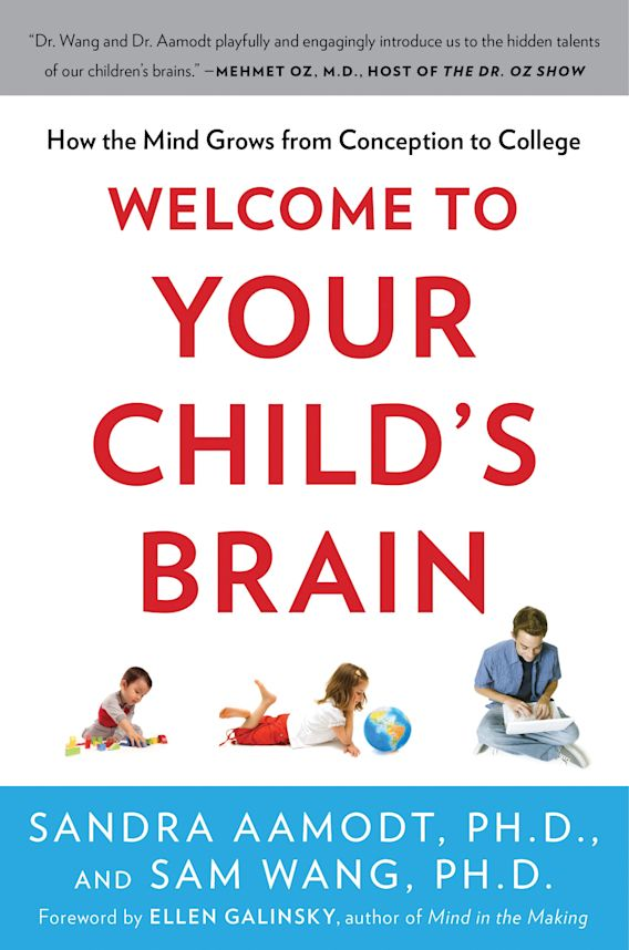 Welcome to Your Child's Brain cover