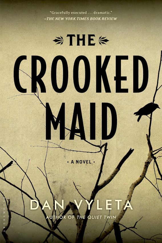 The Crooked Maid cover