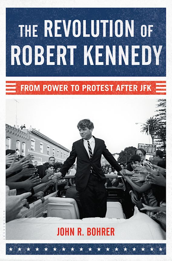 The Revolution of Robert Kennedy cover