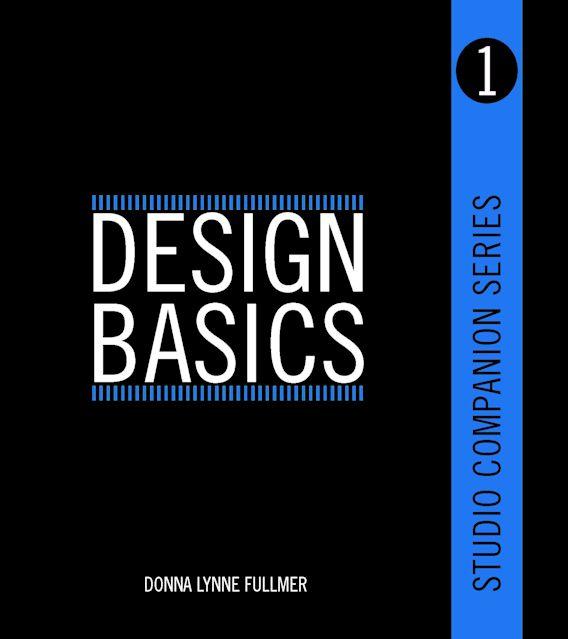 Studio Companion Series Design Basics cover