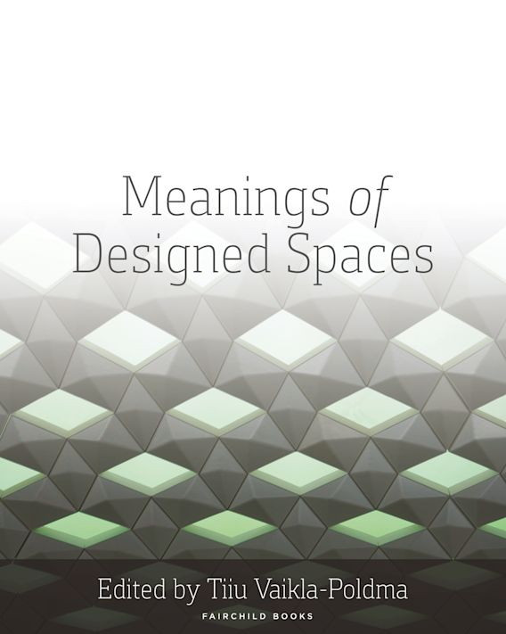 Meanings of Designed Spaces cover