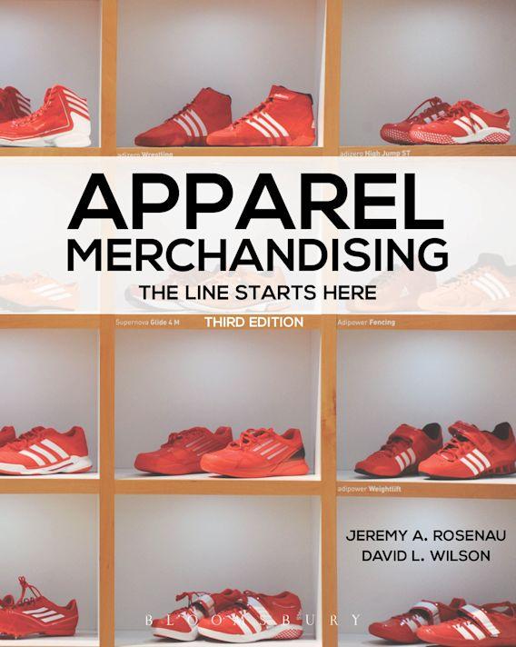 Apparel Merchandising cover