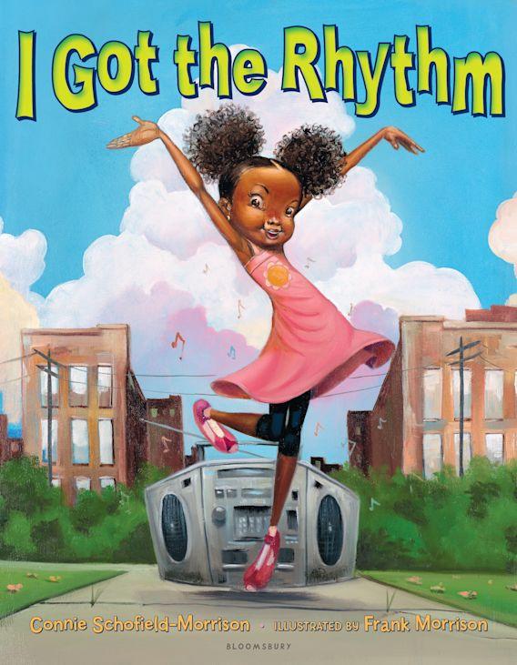 I Got the Rhythm cover
