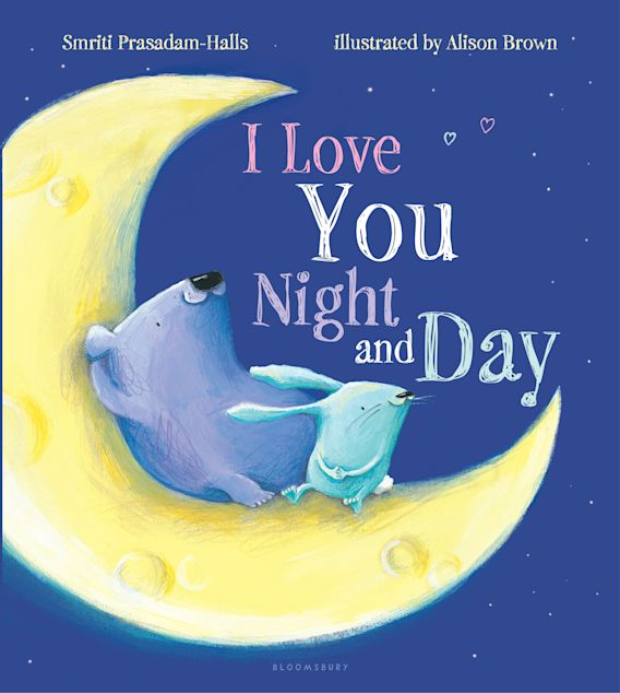 I Love You Night and Day cover