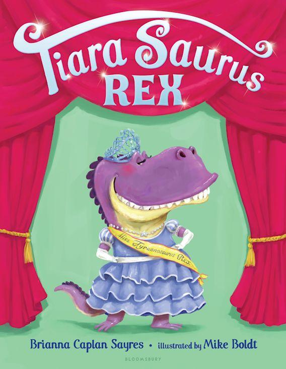 Tiara Saurus Rex cover