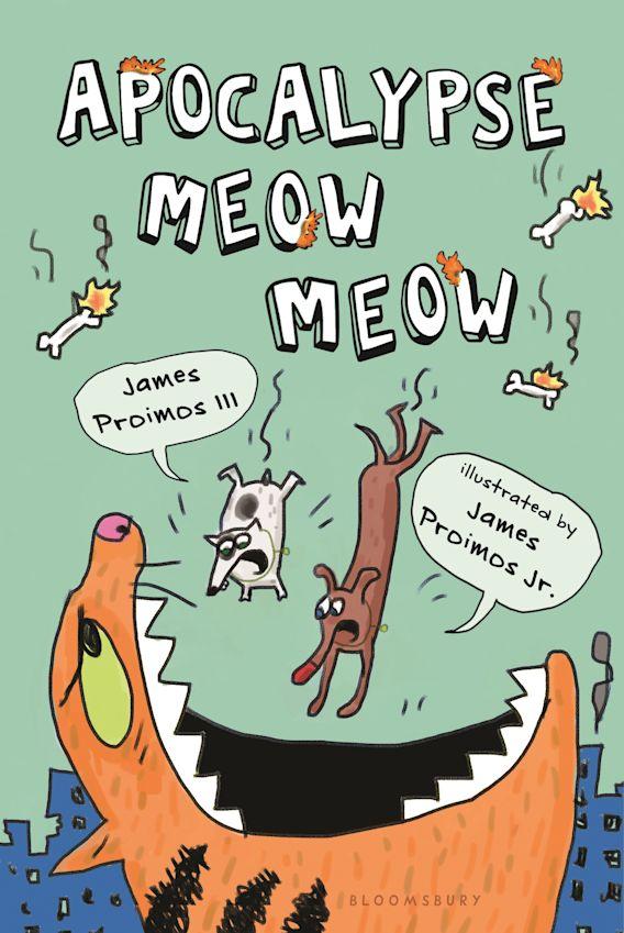 Apocalypse Meow Meow cover