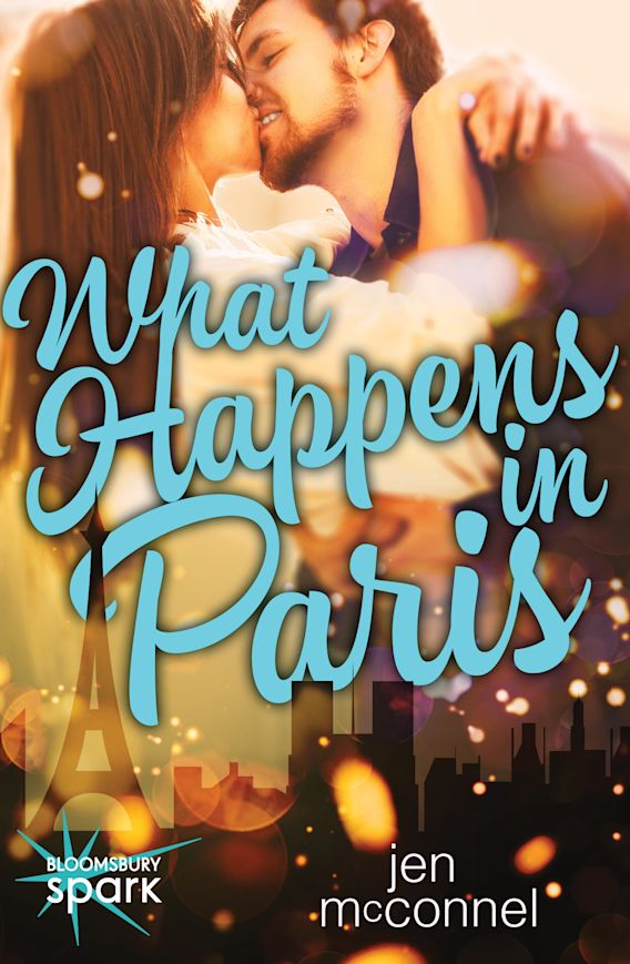 What Happens in Paris cover