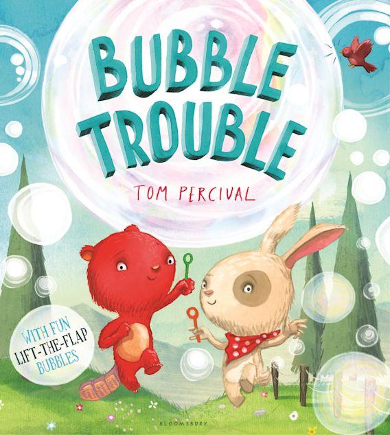 Bubble Trouble cover