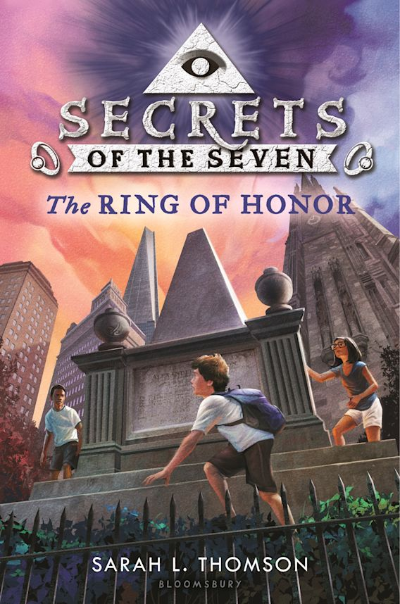 The Ring of Honor cover