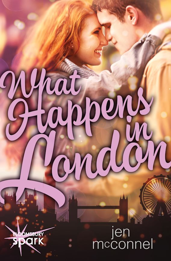 What Happens in London cover