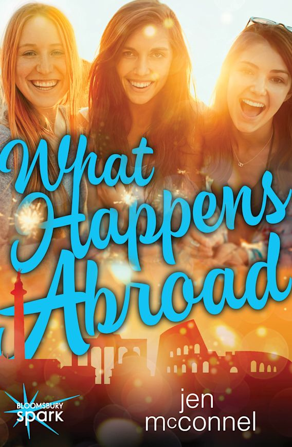 What Happens Abroad cover