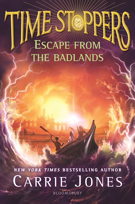 Escape from the Badlands cover