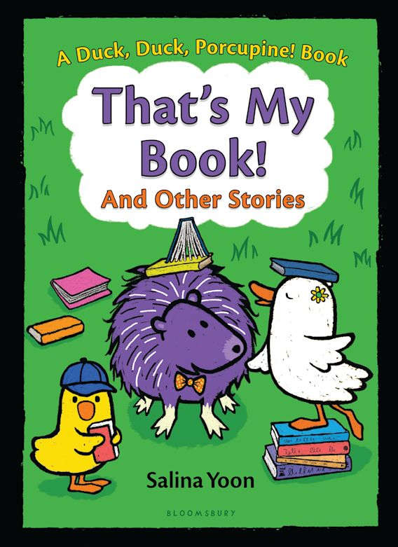 That's My Book! And Other Stories cover