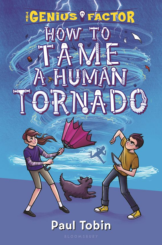 How to Tame a Human Tornado cover