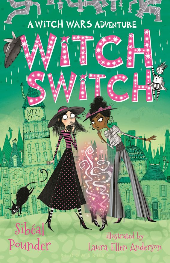 Witch Switch cover