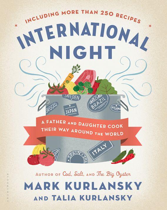 International Night cover