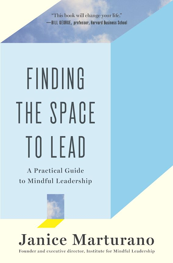 Finding the Space to Lead cover