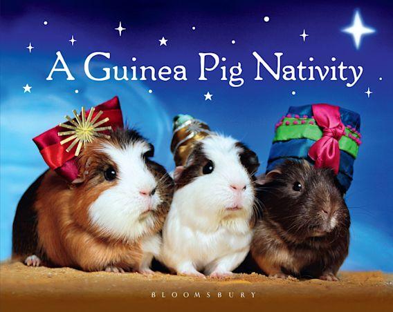 A Guinea Pig Nativity cover