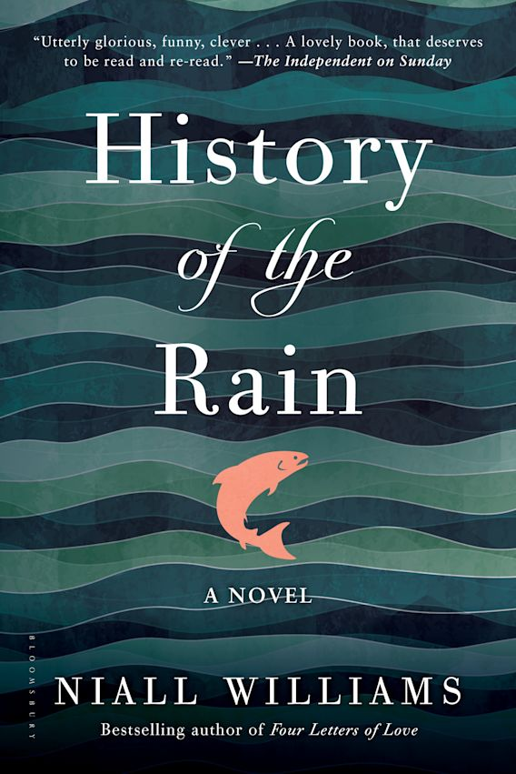 History of the Rain cover