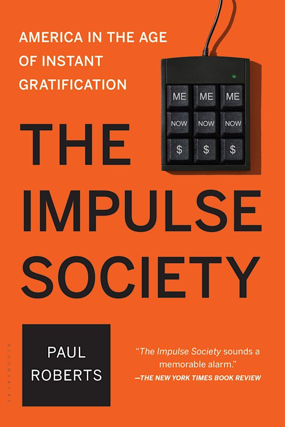 The Impulse Society cover