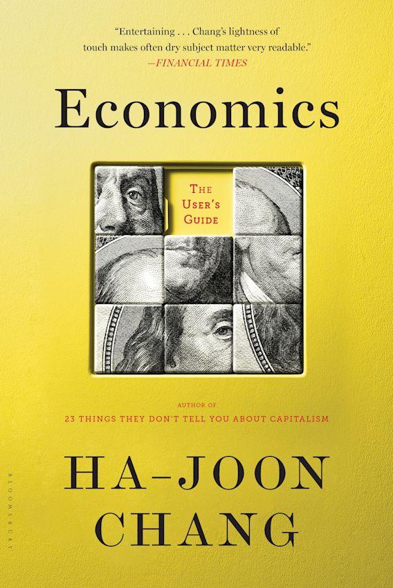 Economics: The User's Guide cover
