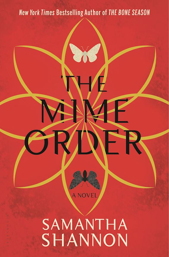 The Mime Order cover