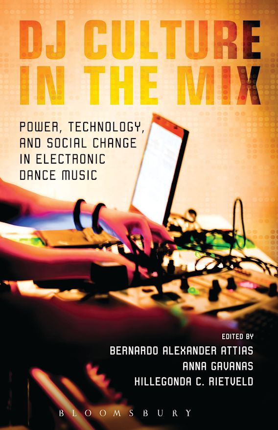 DJ Culture in the Mix cover
