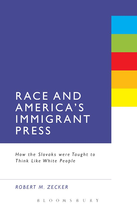 Race and America's Immigrant Press cover