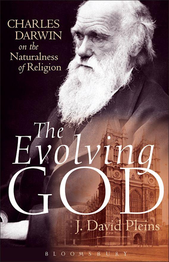 The Evolving God cover