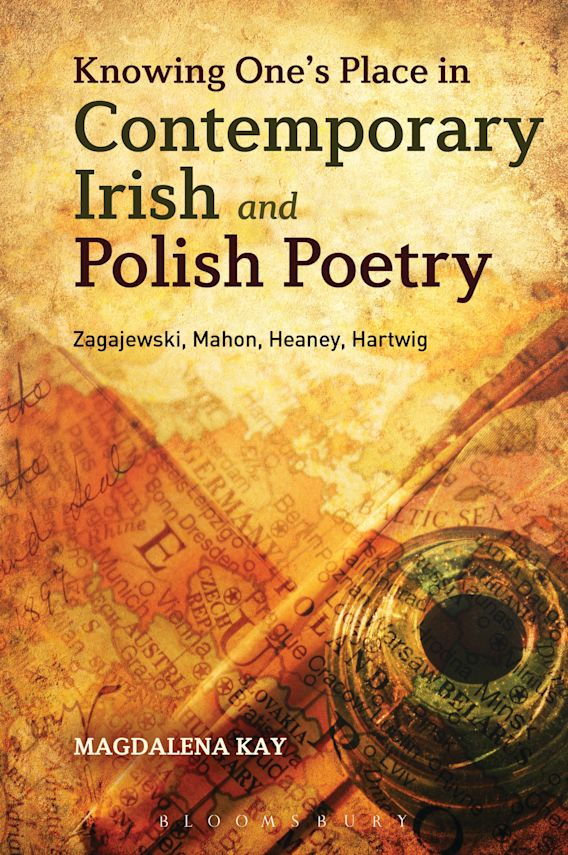 Knowing One's Place in Contemporary Irish and Polish Poetry cover