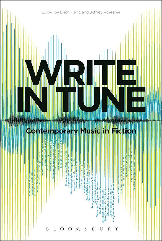 Write in Tune: Contemporary Music in Fiction cover