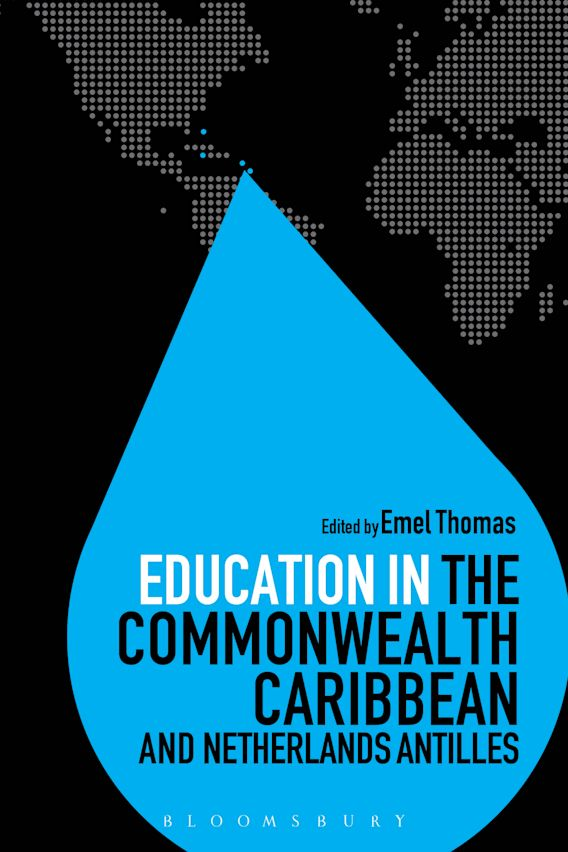 Education in the Commonwealth Caribbean and Netherlands Antilles cover