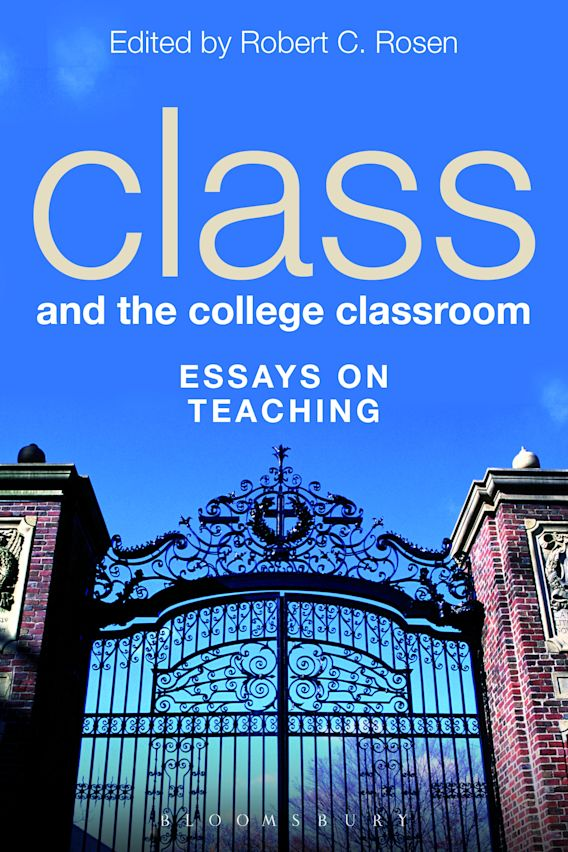 Class and the College Classroom cover
