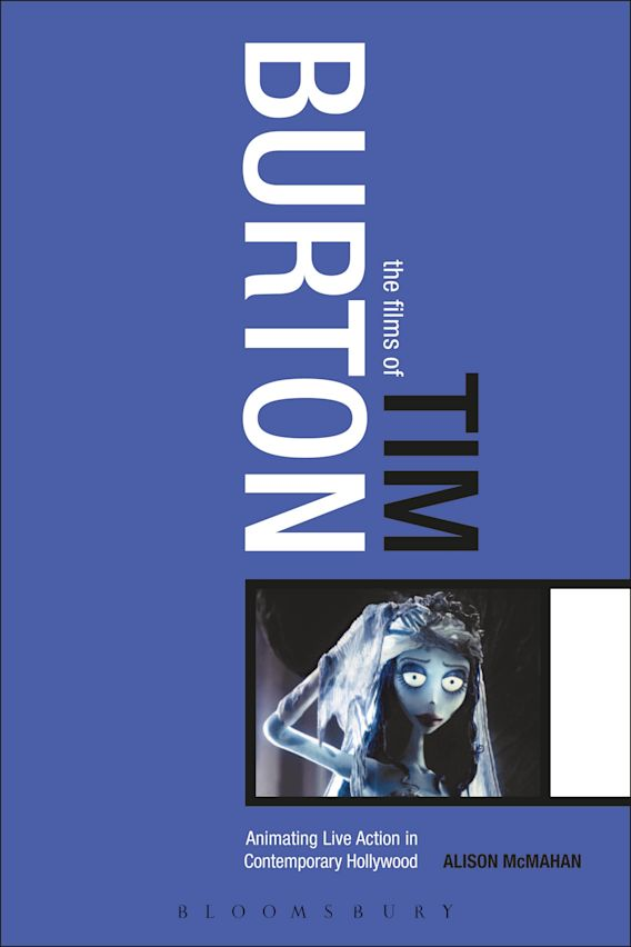 The Films of Tim Burton cover