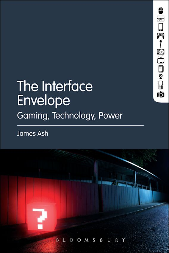 The Interface Envelope cover