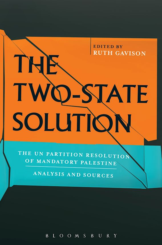 The Two-State Solution cover
