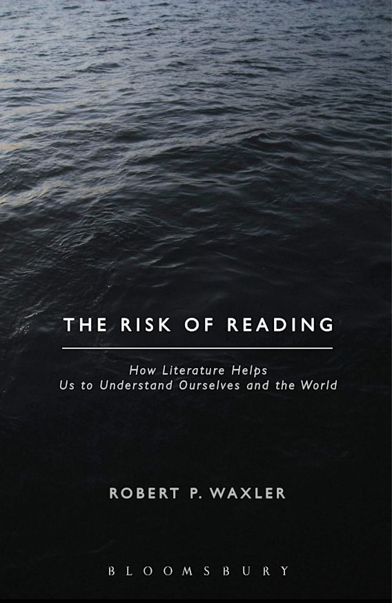 The Risk of Reading cover