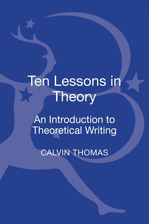 Ten Lessons in Theory cover