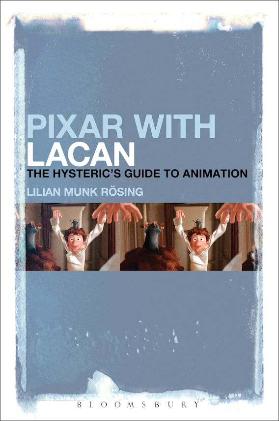Pixar with Lacan cover